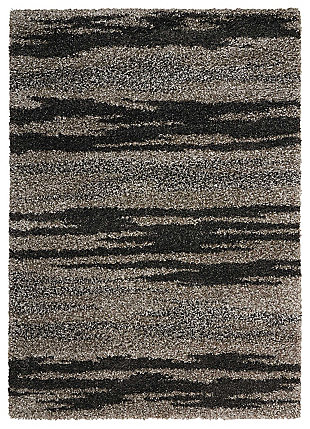 """Accessory Amore Marble 5'3"""" X 7'5"""" Area Rug, Marble, rollover"""
