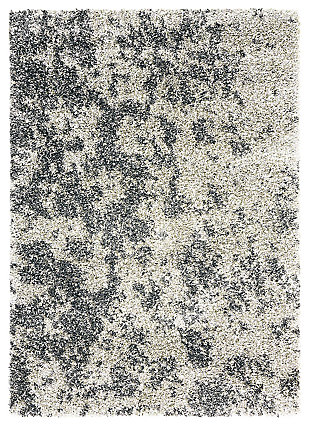 "Accessory Amore Granite 3'11"" x 5'11"" Area Rug, Granite, large"