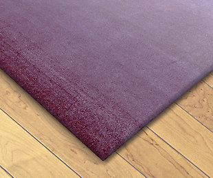"""Home Accents 3'6"""" x 5'6"""" Rug, Purple, large"""