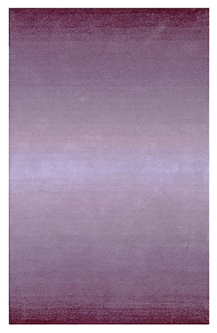 """Home Accents 3'6"""" x 5'6"""" Rug, Purple, rollover"""