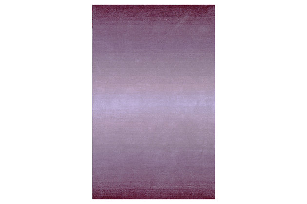 Purple Home Accents 3'6