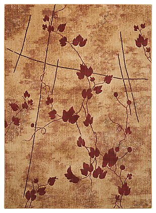 "Accessory Somerset Latte 3'6"" x 5'6"" Area Rug, Latte, large"