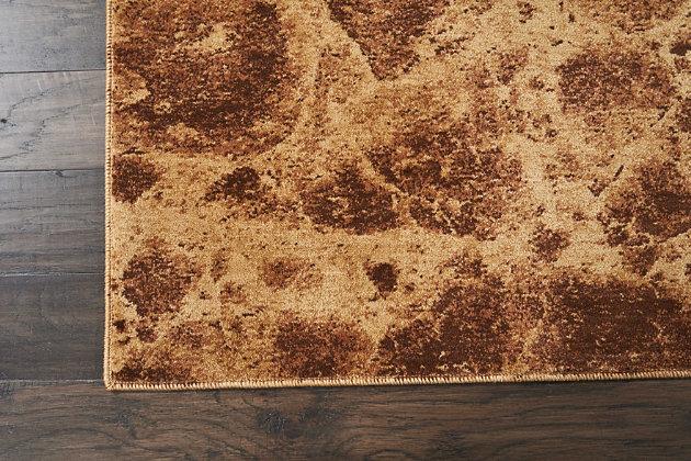 "Accessory Somerset Latte 2'3"" x 8'Runner, Latte, large"