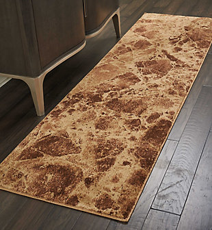 "Accessory Somerset Latte 2'3"" x 8'Runner, Latte, rollover"