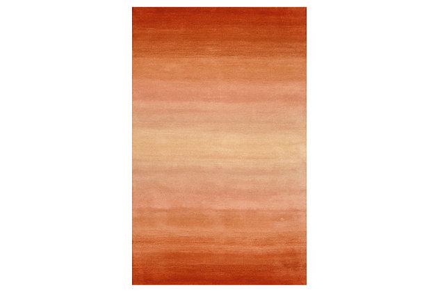 Orange Home Accents 3'6