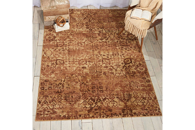 "Accessory Somerset Latte 5'3"" x 7'5"" Area Rug, Latte, large"