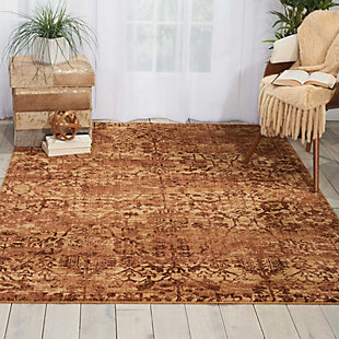 "Accessory Somerset Latte 5'3"" x 7'5"" Area Rug, Latte, rollover"
