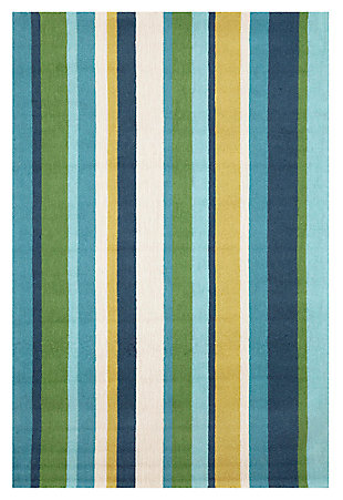 "Home Accents 7'6"" x 9'6"" Indoor/Outdoor Rug, , large"
