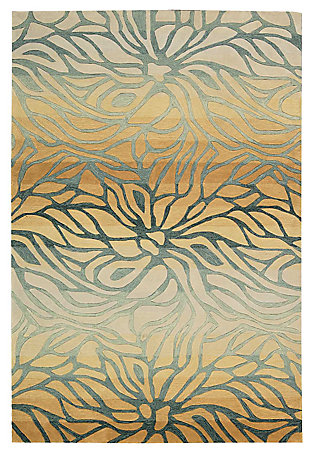 "Accessory Contour Breeze 5'x 7'6"" Area Rug, Breeze, large"