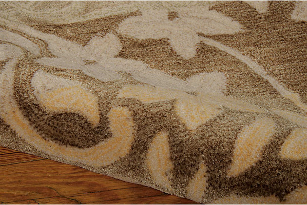 "Accessory Contour Latte 3'6"" x 5'6"" Area Rug, Latte, large"
