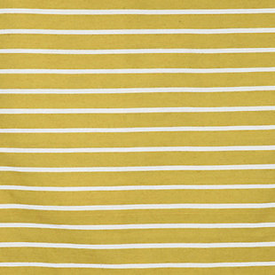 """Home Accents 5' x 7'6"""" Indoor/Outdoor Rug, Yellow, large"""