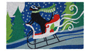 "Decorative Liora Manne Terrene Downhill Racer Outdoor Mat 18"" x 30"", , large"