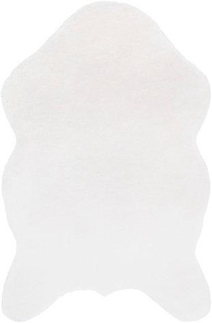 Kids Area Rug 8' x 10', White, large