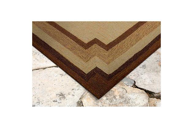 "Home Accents 3'6"" x 5'6"" Rug, Beige, large"