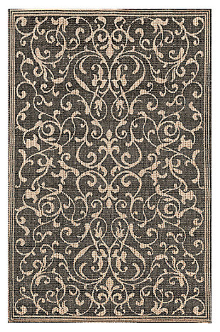 "Home Accents 4'10"" x 7'6"" Indoor/Outdoor Rug, , large"
