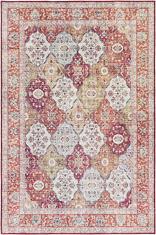 Woven Welch Area Rug, , rollover