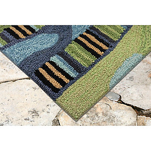 "Home Accents 7'6"" x 9'6"" Rug, Multi, rollover"
