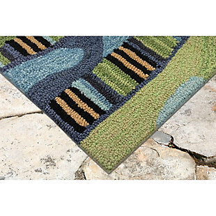 """Home Accents 7'6"""" x 9'6"""" Rug, Multi, rollover"""