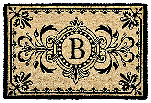 "Liora Manne Hunter Monogram Outdoor Rug 24"" x 36"", , large"