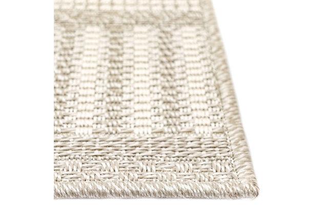 "Liora Manne Westbrook Tailor Stripe Indoor/Outdoor Rug 39"" x 59"", , large"