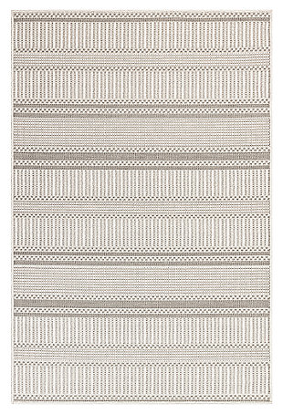 "Liora Manne Westbrook Tailor Stripe Indoor/Outdoor Rug 39"" x 59"", , large"