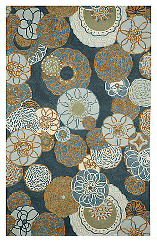 "Home Accents 8'3"" x 11'6"" Indoor/Outdoor Rug, , rollover"