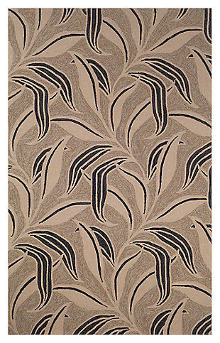 "Home Accents 5' x 7'6"" Indoor/Outdoor Rug, , large"