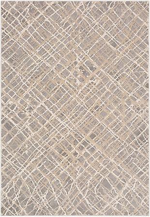 """Machine Woven Tibetan 5'3"""" x 7'7"""" Area Rug, Multi, large"""