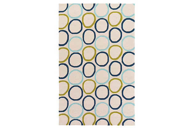 Multi-Color Home Accents Medium Rug by Ashley HomeStore