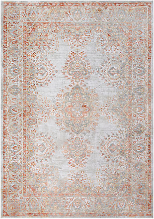"Surya Aisha 5'3"" x 7'3"" Area Rug, Multi, large"