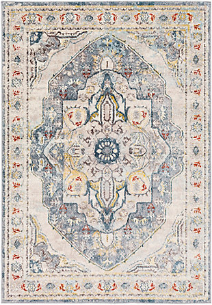 "Surya Ankara 5'3"" x 7'3"" Area Rug, Multi, large"