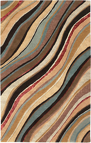 Surya Artist Studio 5' x 8' Area Rug, Multi, large
