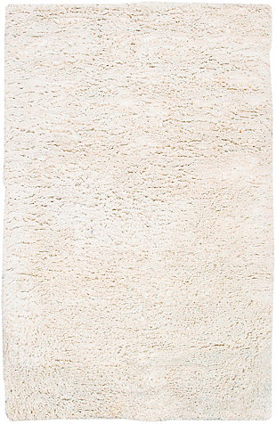 Surya Ashton 5' x 8' Area Rug, Cream, large