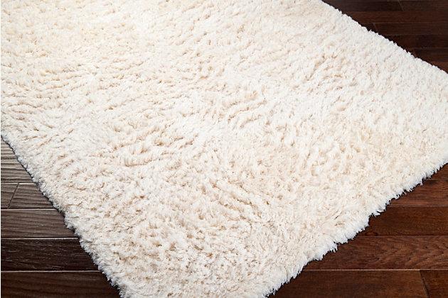Surya Ashton 5' x 8' Area Rug, Cream, large