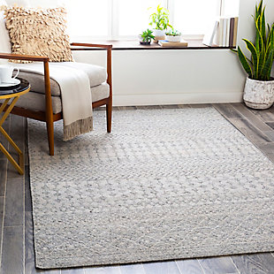 "Surya Indoor/Outdoor 5' x 7'6"" Area Rug, Multi, rollover"
