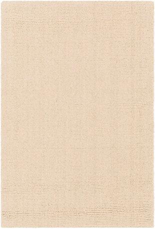 Surya 2' x 3' Area Rug, Wheat, large