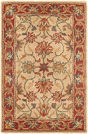Surya 5' x 8' Area Rug, Multi, large