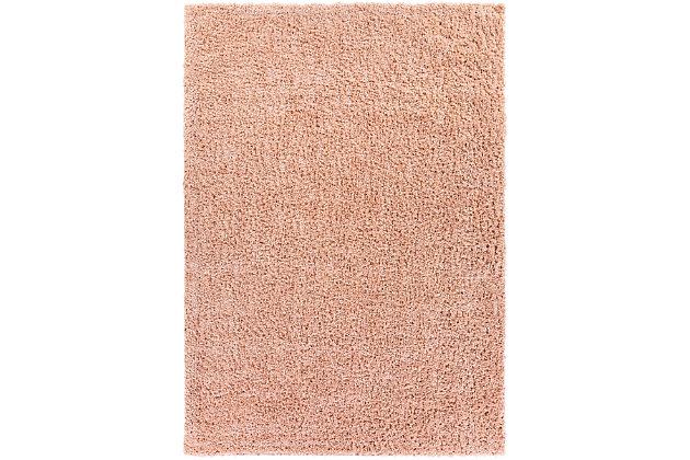 "Surya 5'3"" x 7'3"" Area Rug, Pale Pink, large"