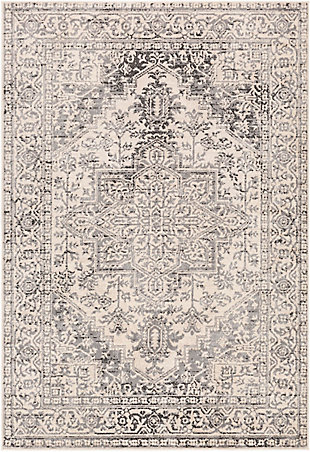 "Surya 5'3"" x 7'3"" Area Rug, Multi, large"