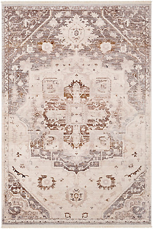 """Traditional Traditional 5' x 7'9"""" Area Rug, Multi, large"""