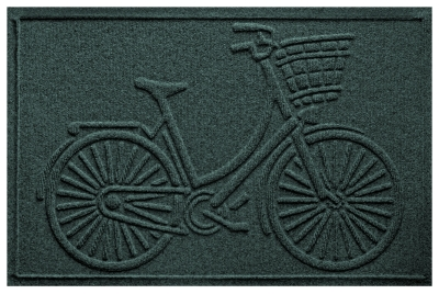 """Ashley Home Accents Aqua Shield 1'11"""" x 3' Nantucket Bicy..."""