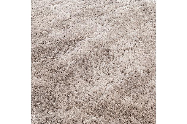 Surya World Needle 5' x 8' Area Rug, Light Gray, large