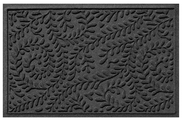 Home Accents Aqua Shield 2' x 3' Boxwood Doormat by Ashle...