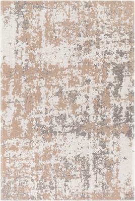 "Surya 2'2"" x 3'9"" Area Rug, Dark Blue/White/Denim, large"