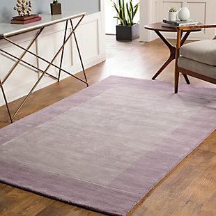 Surya 5' x 8' Area Rug, Lilac/Lavender, rollover