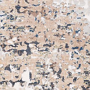 "Surya 7'10"" x 10'3"" Area Rug, Multi Gray, large"