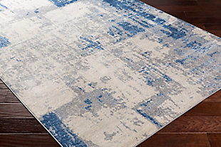"Modern Area Rug 5'3"" x 7'3"" Rug, Multi, large"