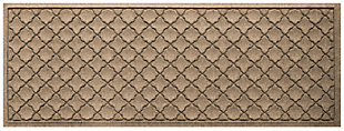 "Home Accents Aqua Shield 1'10"" x 4'11"" Cordova Runner, Beige, large"