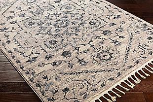 "Traditional Area Rug 5' x 7'3"" Rug, Multi, large"