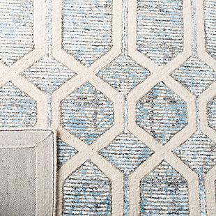 Safavieh Artistry 5' X 8' Area Rug, Ivory/Blue, large